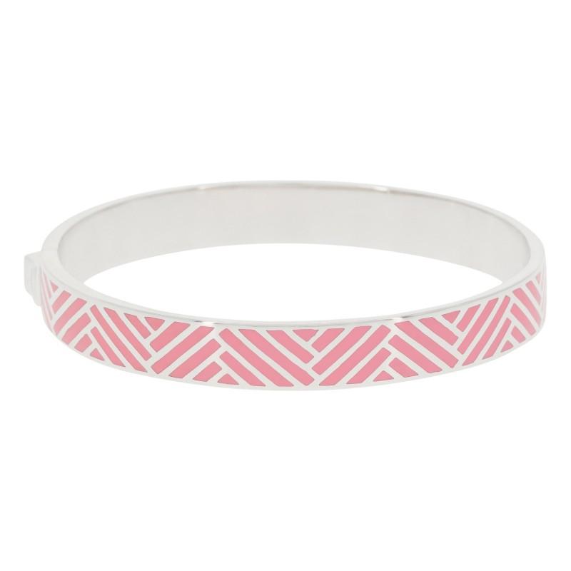 Bracelet Suzanne Email Rose