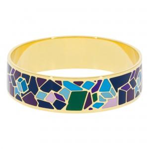 Bracelet Suzanne Email Multicolore